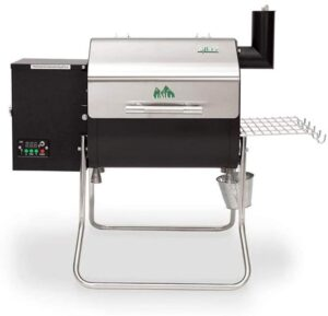 Green Mountain Davy Wood Pellet Grill with Meat Probe