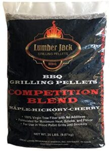 LumberJack Competition Blend Maple