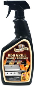 Parker & Bailey BBQ Grill and Surface Cleaner